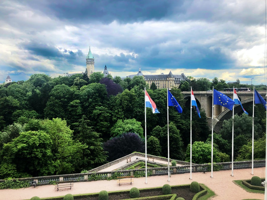 Luxembourg landscape
