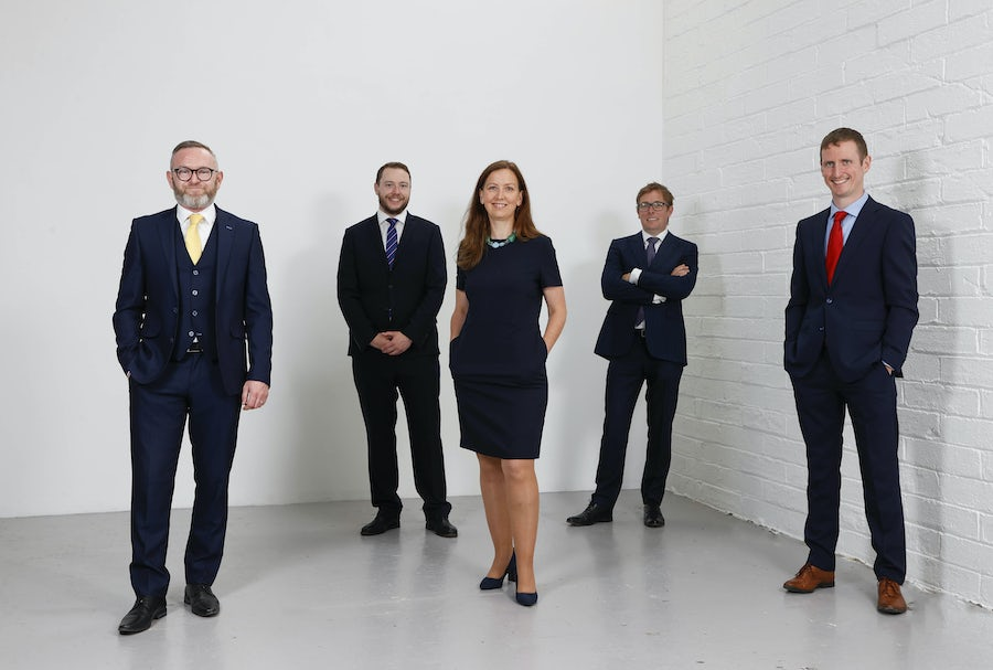Senior appointments at Cafico International